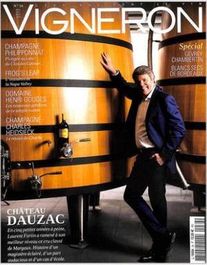 釀酒師VIGNERON(法文)(1年共4期)(雜志訂閱)