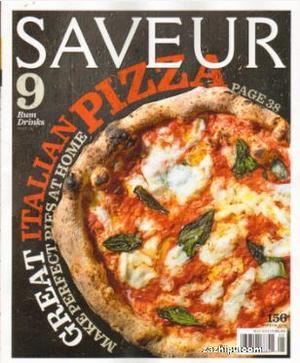 Saveur(英文)(1年共4期)(杂志订阅)