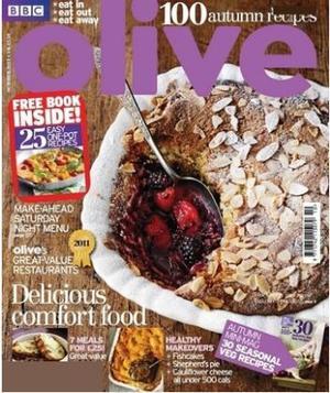BBC橄欖BBC Olive(英文)(1年共12期)(雜志訂閱)