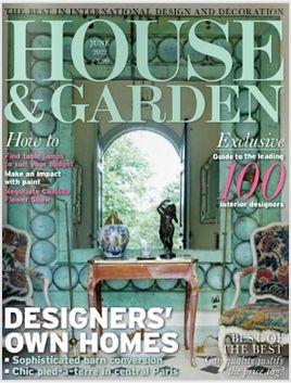 住宅与庭园(澳)House and Garden(AUS)(英 文)(1年共12期)(杂志订阅)
