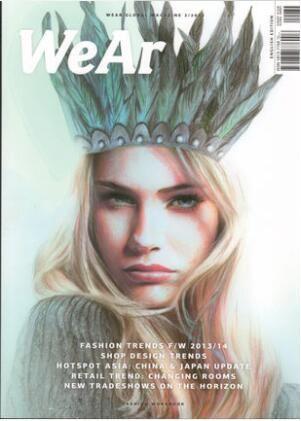 WeAr(德文)(1年共4期)(雜志訂閱)