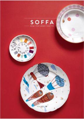 Soffa(英文)(1年共4期)(杂志订阅)