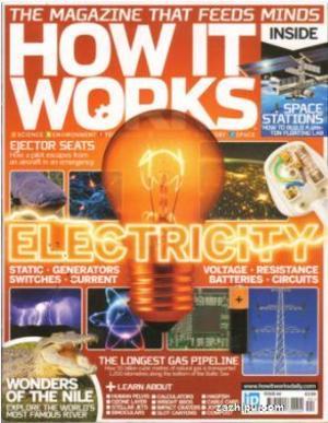 How It Works(英文)(1年共13期)(杂志订阅)