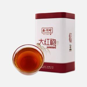 西湖牌大红袍50g罐装