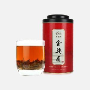 西湖牌金骏眉特级红茶100g经典罐