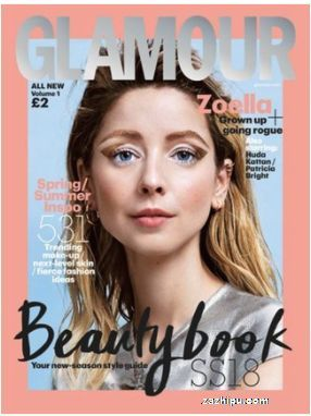 魅力Glamour (英文)(1年共2期)(杂志订阅)