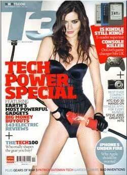 未来技术T3(英文)(1年共12期)(杂志订阅)