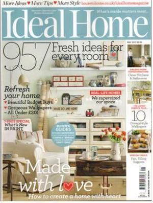 理想家庭Ideal Home (英文)(1年共12期)(雜志訂閱)