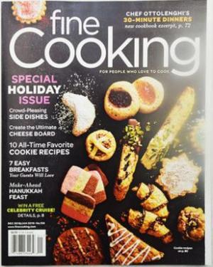 烹飪好手Fine Cooking(英文)(1年共6期)(雜志訂閱)