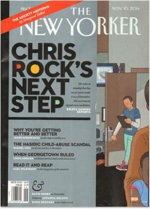 纽约人The New Yorker(英文)(1年共52期)(杂志订阅)