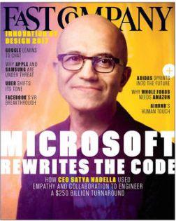 高成长公司Fast Company (英文)(1年共8期)(杂志订阅)