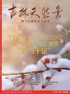 吉林天然气(半年共6期)(杂志订阅)