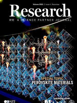 Research(1年共4期)(杂志订阅)