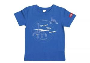 万物T恤-探索火星(太空蓝)LL码