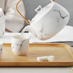 简约创意一壶四杯小日式陶瓷功夫茶具