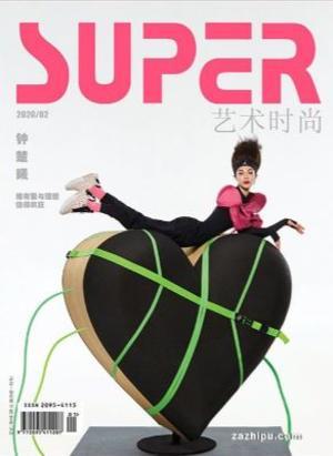 SUPER艺术时尚(1年共12期)杂志订阅