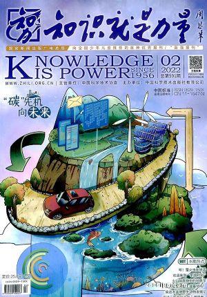 知识就是力量(1年共12期)(杂志订阅)