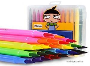 預售 米小圈文具水彩筆套裝24色