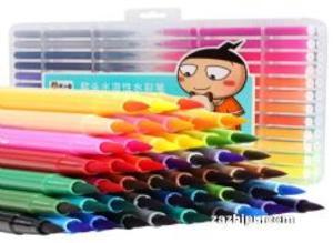 預售 米小圈文具水彩筆套裝48色