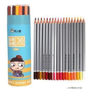 預售 米小圈文具 多彩生活彩色鉛筆