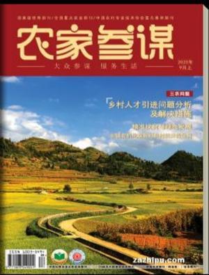 农家参谋(1年共12期)
