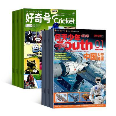 问天少年(1年共12期)+好奇号(1年共12期)(杂志订阅)